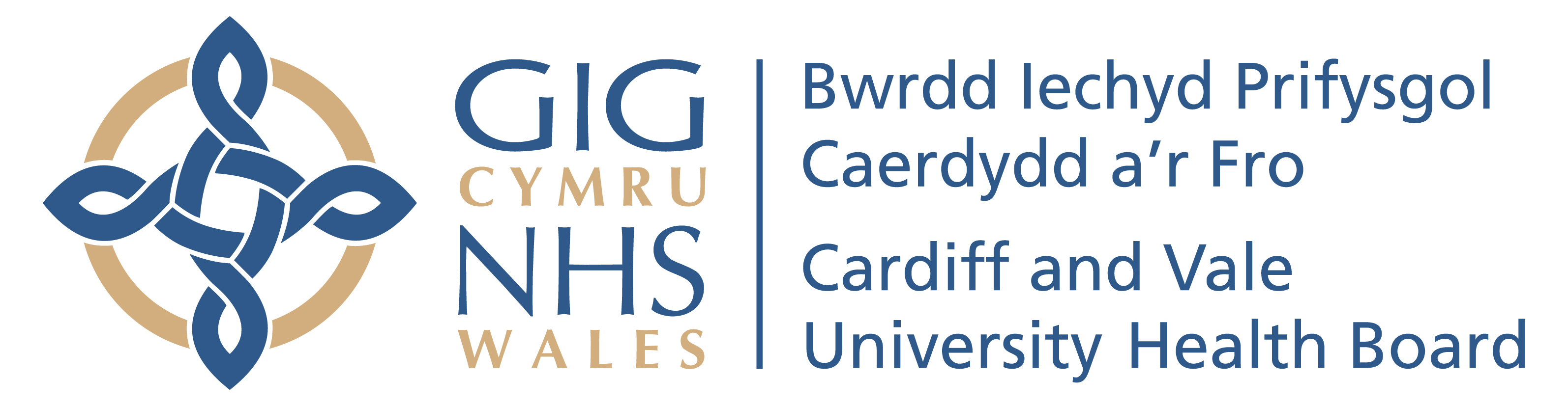 cardiff university health board graphic